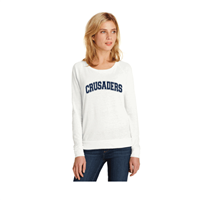 Ladies Alternative Slouchy Pullover