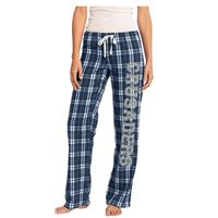 GLITTER Flannel Pants